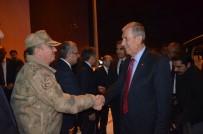 Bakan Demircan'dan Yaralı Askerlere Ziyaret