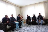 YUSUF ALEMDAR - Başkan Alemdar'dan Şehit Ailesine Ziyaret