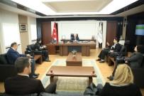 ERKILET - Başkan Çolakbayrakdar Açıklaması 'Erkilet'de Yeni Bir Yaşam Alanı Kurulacak'