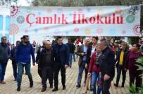 İSMAIL ALTıNDAĞ - Başkan Kocadon, Çamlık'ta Kermese Katıldı