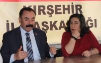 MEZHEP - CHP Kırşehir Kadın Kolları Başkanı Yenidünya, Kadın Kolları Genel Başkanlığına Adaylığını Açıkladı