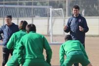 NAZİLLİ BELEDİYESPOR - Cihat Arslan, 'Motivasyonumuz Yerinde'
