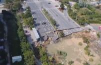 GUANGDONG - Yol çöktü 8 kişi öldü