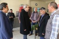 İBRAHIM KARA - Demirkol, Sırrın Mahallesinde Esnaf Ve Vatandaşlarla Buluştu