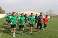 HALUK ULUSOY - Denizlispor, Elazığspor Maçının Hazırlıklarını Sürdürdü