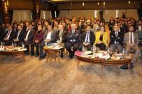 KALİFİYE ELEMAN - Elazığ'da ' Bölgelerarası Ortak Girişim Projesi' Toplantısı