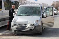HULUSİ SAYIN - Elazığ'da Trafik Kazası Açıklaması2 Yaralı