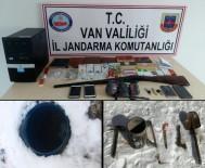 GAZ MASKESİ - Erciş'te Terör Operasyonu
