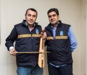 GÜLHANE - Eyüpsultan Belediyesi'nin Müzisyen Şoförleri