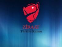 YASIN ÖZTEKIN - Galatasaray şovla yarı finalde