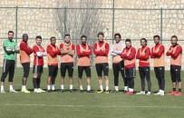 ADANASPOR - Gazişehir, Adanaspor Maçı Hazırlıklarını Sürdürdü