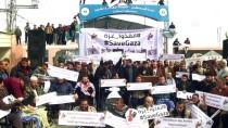 REFAH SINIR KAPISI - Gazze'deki Engelli Vatandaşlardan Ablukanın Kaldırılması Çağrısı