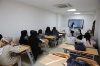EŞIT AĞıRLıK - Gençler Üniversiteye Haliliye Belediyesiyle Hazırlanıyorlar