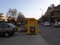 ELEKTRONİK EŞYA - Giysiler Çöpe Değil Kumbaraya