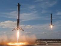 ULUSLARARASı UZAY İSTASYONU - Falcon Heavy roketiyle uzay yolculuğunda yeni dönem