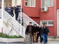KAR MASKESİ - Hatay'da 6 Kişilik Hırsızlık Çetesi Çökertildi