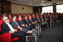 DENIZ OTOBÜSÜ - Hatay'da 'HADO' Toplantısı