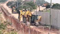 AVIGDOR LIBERMAN - İsrail, Lübnan Sınırında Duvar İnşa Ediyor