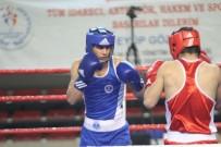 KAĞıTSPOR - Kağıtsporlu Boksörler, Türkiye Şampiyonası'nda 3 Madalya İle Döndü