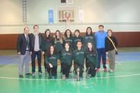 GENÇ KIZ - Kardelen Koleji, Genç Kızlar Basketbolda Nevşehir Şampiyonu Oldu