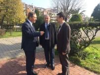 ERDEMIR - Kdz. Ereğli Sahili İçin Teknik Çalışma Başlatıldı