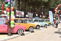 OYUNCAK MÜZESİ - Kepez'de Klasik Otomobiller Buluşuyor
