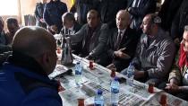 MESLEK LİSELERİ - Kılıçdaroğlu'ndan Siteler Esnafına Ziyaret