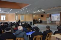 MÜREFTE - Kiraz, Zeytin Ve Üzüm Yetiştiriciliği Konulu Eğitim Düzenlendi