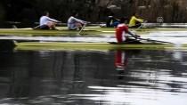 DALYAN KANALI - Kürekte Hedef 2020 Olimpiyatları