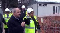 EDIRNEKAPı - Makedonya'nın En Büyük Camisinin 2020'De Açılması Planlanıyor
