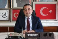 MUSTAFA KALAYCI - MHP İl Başkanı Çiçek Açıklaması 'Coğrafyamız Teröristlerden Temizlenecek'