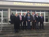 MEHMET ERDOĞAN - Milletvekilleri FETÖ Davalarını Takip Etti
