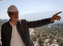ABDURRAHMAN ÖZ - Nazilli'nin Yeni Vergi Dairesi Ağustos 2018'De Tamamlanacak