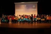 29 EKİM CUMHURİYET BAYRAMI - Okul Olimpiyatları Spor Ödülleri Sahiplerini Buldu