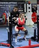 AVRASYA - Powerlifting Şampiyonası'nda Kıyasıya Rekabet