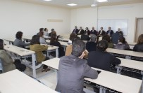 ÇAĞA - Rektör Çomaklı Açıklaması 'Üniversitemiz Örnek Bir Üniversite Olma Yolunda Emin Adımlarla İlerliyor'