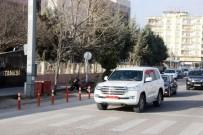 YARALI ASKERLER - Sağlık Bakanı Demircan Yaralı Askerleri Ziyaret Etti