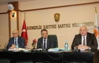 TURAN ÇAKıR - Samsun Meclisi Toplandı