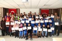 ESENPıNAR - Sarıkeçili Yörük Çocuklar Sertifikalarını Aldı