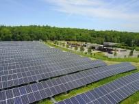 JEOTERMAL KAYNAKLAR - Seferihisar'da Güneşten Elektrik Üretimi Başlıyor