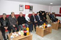 İSMAIL ŞAHIN - Şehit Ailesini Duygulandıran Kütüphane Açılışı