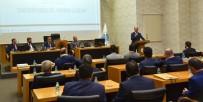 UĞUR İBRAHIM ALTAY - Selçuklu Kent Konseyi'nde Genel Kurul Yapıldı
