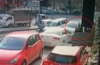 KADIN CİNAYETİ - Vahşi kadın cinayeti kamerada