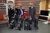 GAZİLER DERNEĞİ - Sivas'tan Zeytin Dalı Harekatı Gazilerine Anlamlı Yardım