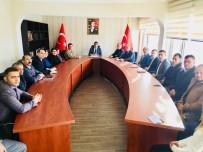 TAŞIMALI EĞİTİM - Susuz'da Okul Güvenliği Toplantısı Yapıldı