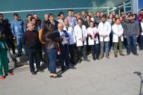 PSİKİYATRİ UZMANI - Tatvan'da Bir Doktor Darp Edildi
