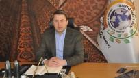 REKABET KURUMU - Ticaret Sicil Gazetesi Bedeli Siirt TSO'da Tahsil Edilebilecek