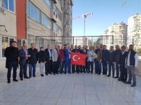 MUSTAFA TURAN - TÜMSİAD Antalya Şube Başkanlığına Mesut Menzilcioğlu Seçildi