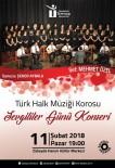 MEHMET ÖZEL - Türk Halk Müziği Korosundan Konser