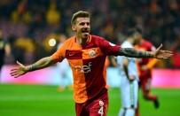 SERKAN TOKAT - Ziraat Türkiye Kupası Açıklaması Galatasaray Açıklaması 1 - Atiker Konyaspor Açıklaması 1 (İlk Yarı)